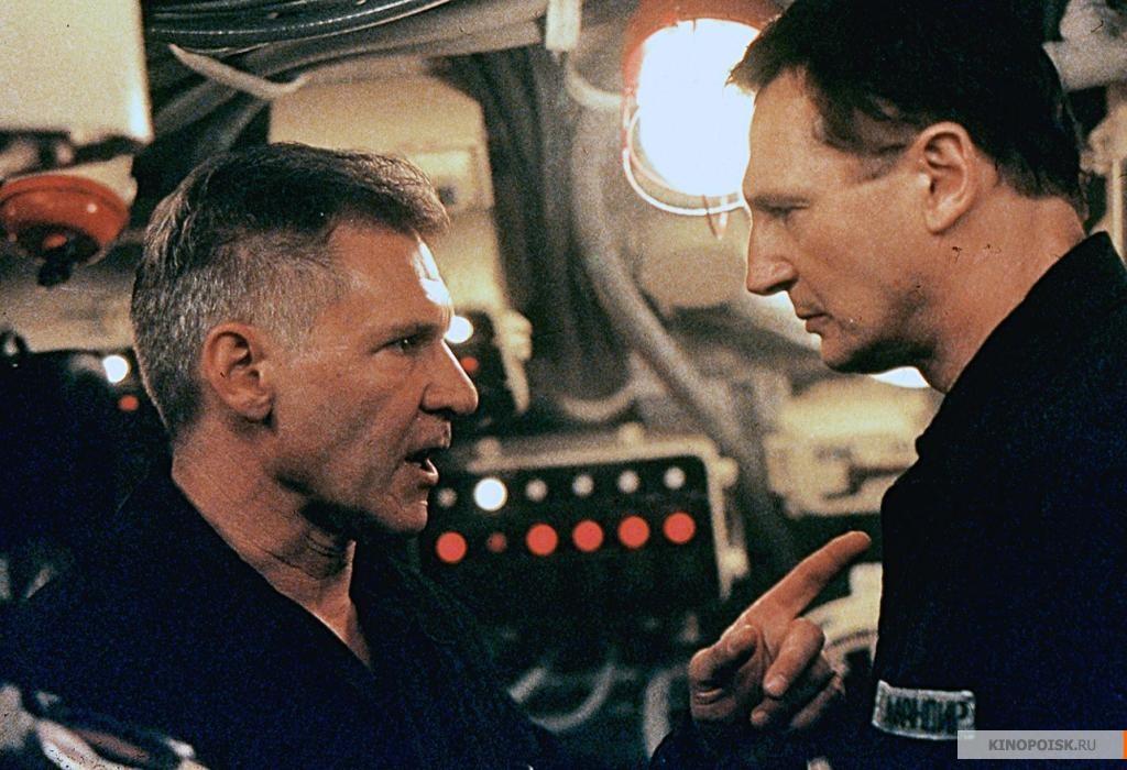 голливудский фильм про подводную лодку